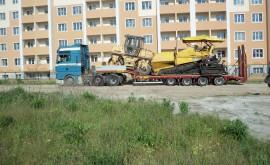 строительная техника перевозка