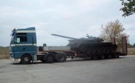 перевозка военная техника