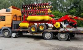 транспортировка нестандартной техники грузовым эвакуатором