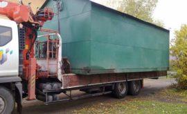 Перевозка гаражей по Украине